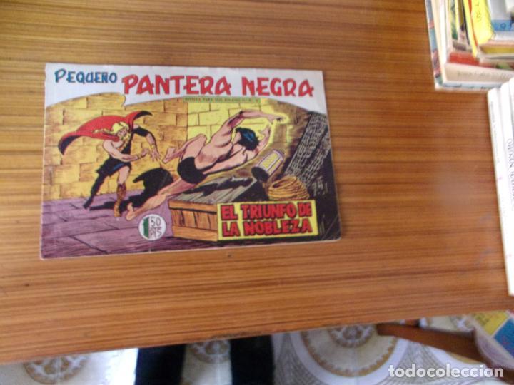 PEQUEÑO PANTERA NEGRA Nº 188 EDITA MAGA (Tebeos y Comics - Maga - Pantera Negra)