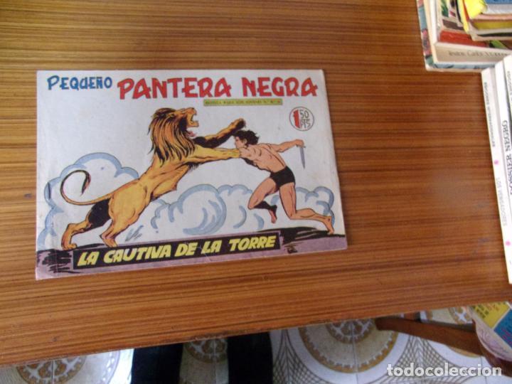 PEQUEÑO PANTERA NEGRA Nº 187 EDITA MAGA (Tebeos y Comics - Maga - Pantera Negra)