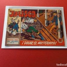 Tebeos: JALISCO Nº 11 - BRUGUERA -ORIGINAL-LEER ESTADO-. Lote 254866510