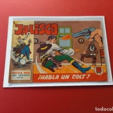 Tebeos: JALISCO Nº 11 - BRUGUERA -ORIGINAL-LEER ESTADO-. Lote 254866645