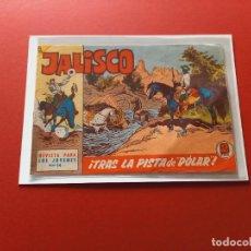 Tebeos: JALISCO Nº 14 - BRUGUERA -ORIGINAL-LEER ESTADO-. Lote 254867605