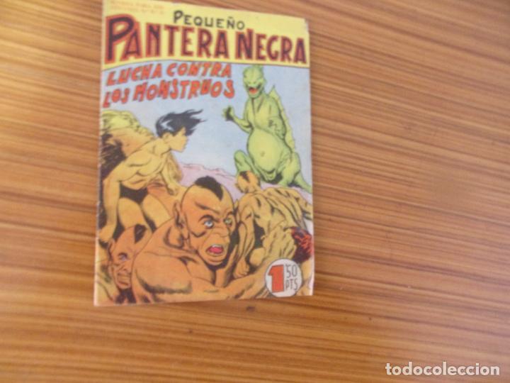 PEQUEÑO PANTERA NEGRA Nº 96 EDITA MAGA (Tebeos y Comics - Maga - Pantera Negra)