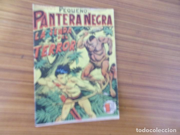 PEQUEÑO PANTERA NEGRA Nº 95 EDITA MAGA (Tebeos y Comics - Maga - Pantera Negra)