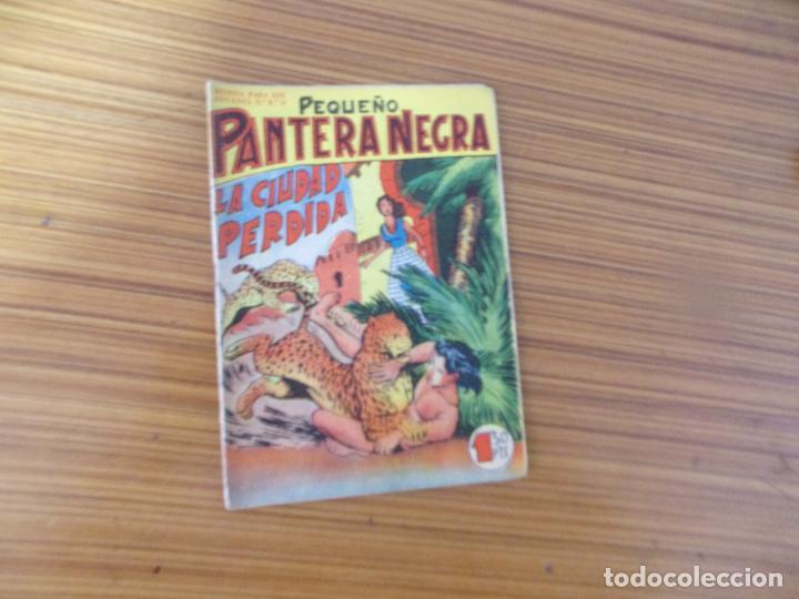 PEQUEÑO PANTERA NEGRA Nº 88 EDITA MAGA (Tebeos y Comics - Maga - Pantera Negra)