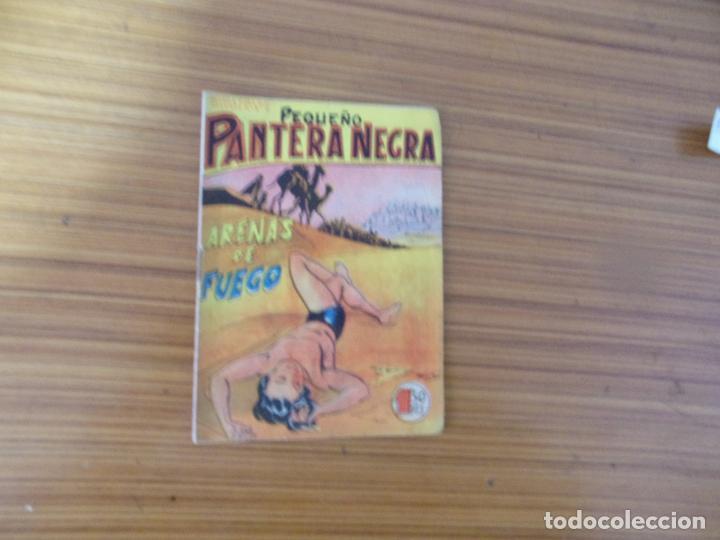 PEQUEÑO PANTERA NEGRA Nº 87 EDITA MAGA (Tebeos y Comics - Maga - Pantera Negra)