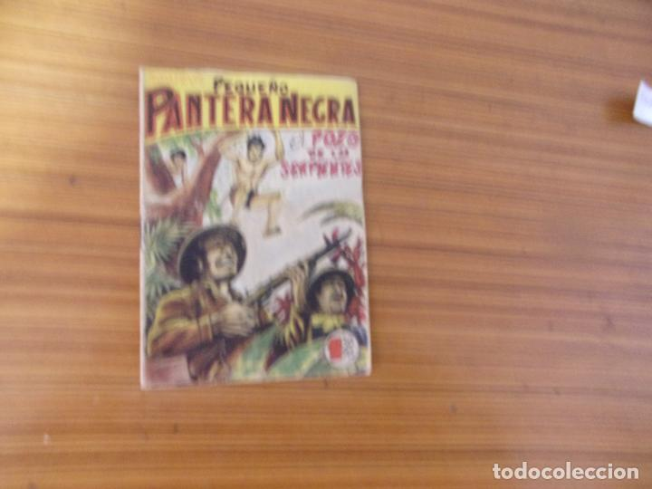 PEQUEÑO PANTERA NEGRA Nº 84 EDITA MAGA (Tebeos y Comics - Maga - Pantera Negra)