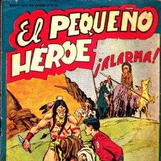 Tebeos: COMIC COLECCION PEQUEÑO HEROE Nº 9. Lote 257124735
