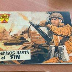Tebeos: ESPIA Nº 24 AMIGOS HASTA EL FIN (MAGA) ORIGINAL (COIB80). Lote 257657535