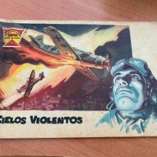 Tebeos: ESPIA Nº 9 CIELOS VIOLENTOS (MAGA) ORIGINAL (COIB80). Lote 257658545