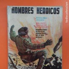 Tebeos: HOMBRES HEROICOS Nº 5 EDITORIAL MAGA. Lote 257665645