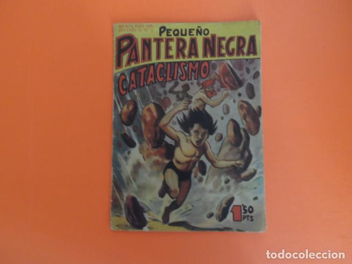 PEQUEÑO PANTERA NEGRA Nº 81 ORIGINAL EDITORIAL MAGA (Tebeos y Comics - Maga - Pantera Negra)