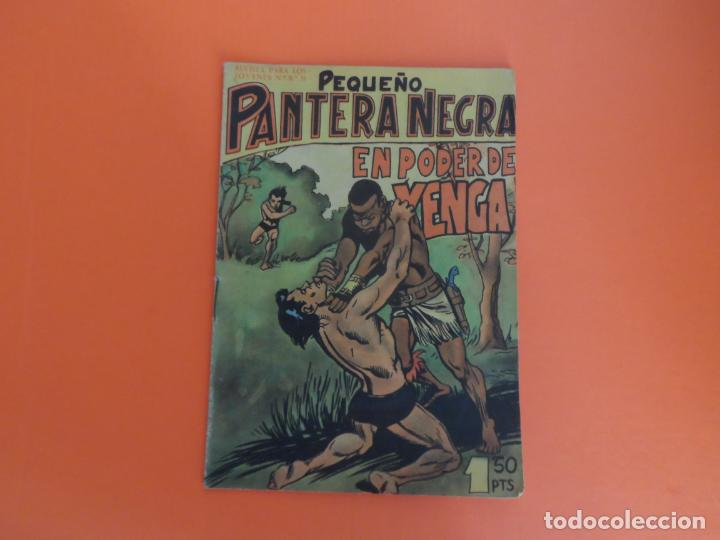 PEQUEÑO PANTERA NEGRA Nº 86 ORIGINAL EDITORIAL MAGA (Tebeos y Comics - Maga - Pantera Negra)