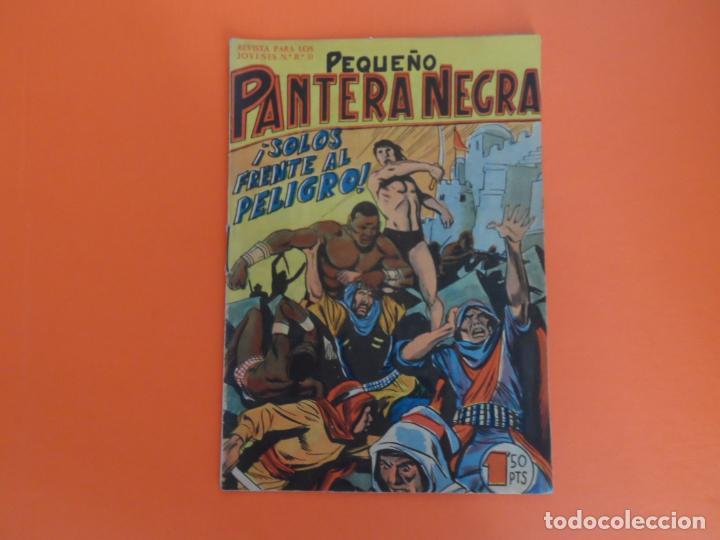 PEQUEÑO PANTERA NEGRA Nº 90 ORIGINAL EDITORIAL MAGA (Tebeos y Comics - Maga - Pantera Negra)