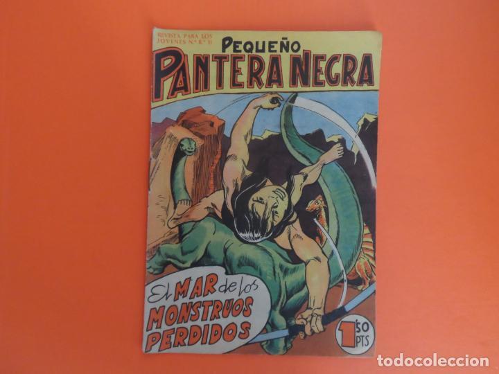 PEQUEÑO PANTERA NEGRA Nº 94 ORIGINAL EDITORIAL MAGA (Tebeos y Comics - Maga - Pantera Negra)