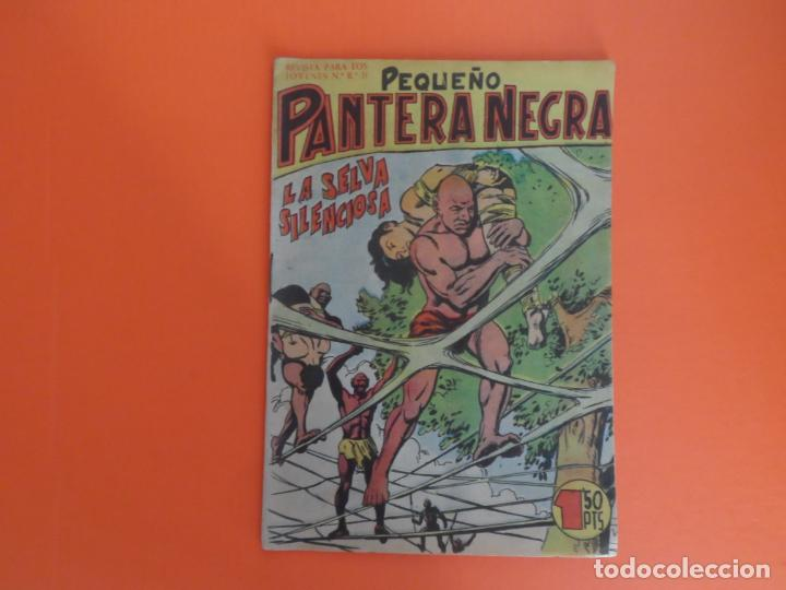 PEQUEÑO PANTERA NEGRA Nº 99 ORIGINAL EDITORIAL MAGA (Tebeos y Comics - Maga - Pantera Negra)