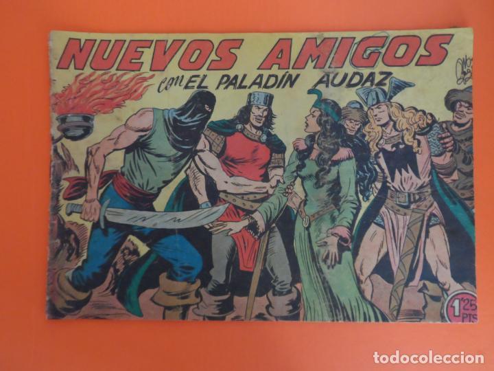EL PALADIN AUDAZ Nº 4 EDITORIAL MAGA ORIGINAL (Tebeos y Comics - Maga - Otros)