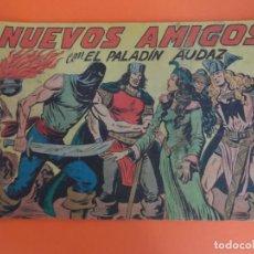Tebeos: EL PALADIN AUDAZ Nº 4 EDITORIAL MAGA ORIGINAL. Lote 257693360