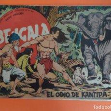 Tebeos: BENGALA Nº 8 ORIGINAL EDITORIAL MAGA ORIGINAL. Lote 257696770