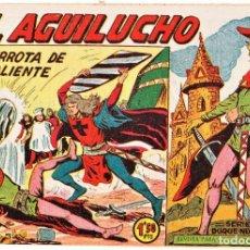 Giornalini: EL AGUILUCHO Nº: 42 (DE 68 DE LA COLECCIÓN COMPLETA) ED. MAGA, 1959-61. Lote 257856600