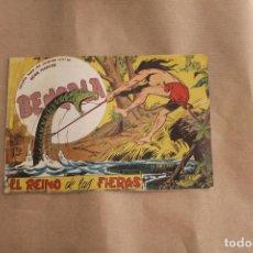 Tebeos: BENGALA Nº 54 (ÚLTIMO NÚMERO), EDITORIAL MAGA. Lote 260578515