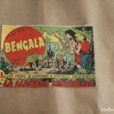 Tebeos: BENGALA Nº 53 , EDITORIAL MAGA. Lote 260578670