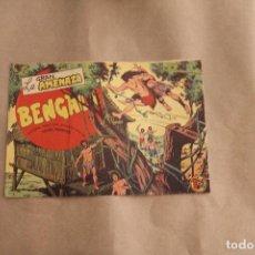 Tebeos: BENGALA Nº 49 , EDITORIAL MAGA. Lote 260579025