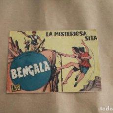 Tebeos: BENGALA Nº 37 , EDITORIAL MAGA. Lote 260581065