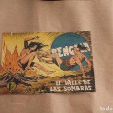 Tebeos: BENGALA Nº 36 , EDITORIAL MAGA. Lote 260581275