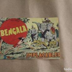 Tebeos: BENGALA Nº 32 , EDITORIAL MAGA. Lote 260581645