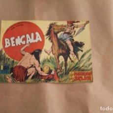 Tebeos: BENGALA Nº 21 , EDITORIAL MAGA. Lote 260582560