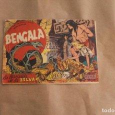 Tebeos: BENGALA Nº 2 , EDITORIAL MAGA. Lote 260585140