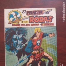 Tebeos: EL PRINCIPE DE RODAS 2ª PARTE Nº 33 - ORIGINAL - A CUERPO LIMPIO - MAGA (7E). Lote 261197530