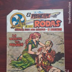 Tebeos: EL PRINCIPE DE RODAS 2ª PARTE Nº 35 - ORIGINAL - LA DERROTA DEL PALADIN - MAGA (7E). Lote 261199025