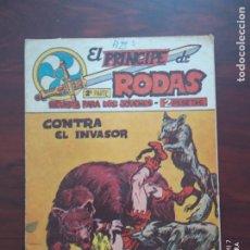 Tebeos: EL PRINCIPE DE RODAS 2ª PARTE Nº 36 - ORIGINAL - CONTRA EL INVASOR - MAGA (7E). Lote 261199805