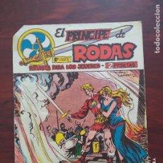 Tebeos: EL PRINCIPE DE RODAS 2ª PARTE Nº 37 - ORIGINAL - DOS EJERCITOS FRENTE A FRENTE - MAGA (7E). Lote 261200235