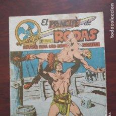 Tebeos: EL PRINCIPE DE RODAS 2ª PARTE Nº 39 - ORIGINAL - PROA A LA AVENTURA - MAGA (7E). Lote 261200795