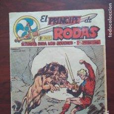 Tebeos: EL PRINCIPE DE RODAS 2ª PARTE Nº 44 - ORIGINAL - BOGODAI EL TURCOMANO - MAGA (7E). Lote 261202795