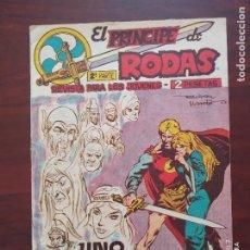 Tebeos: EL PRINCIPE DE RODAS 2ª PARTE Nº 56 - ORIGINAL - UNO CONTRA TODOS - MAGA (7E). Lote 261204575