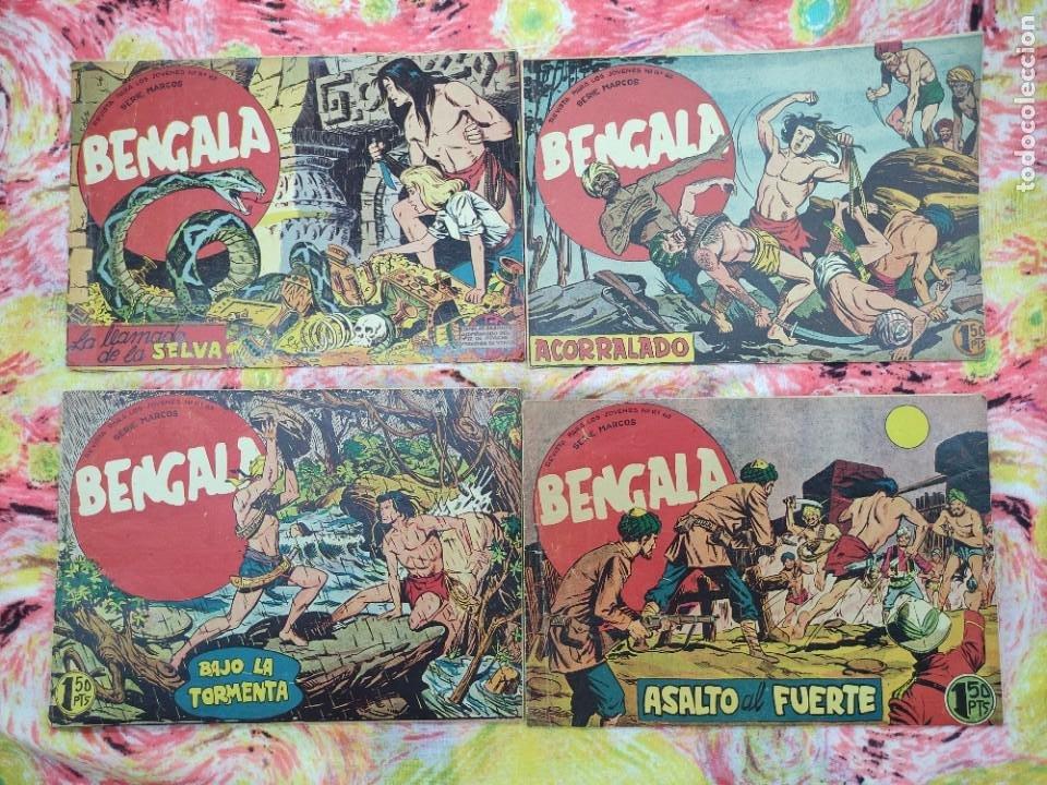 BENGALA (Tebeos y Comics - Maga - Bengala)
