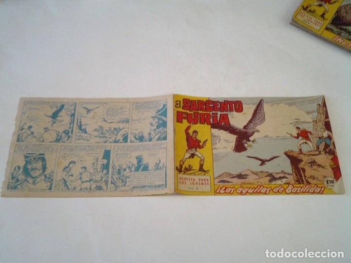 Tebeos: EL SARGENTO FURIA - EDITORIAL MAGA - ORIGINAL - COLECCION COMPLETA - BUEN ESTADO - GORBAUD - Foto 11 - 261922010