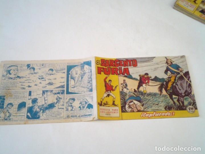 Tebeos: EL SARGENTO FURIA - EDITORIAL MAGA - ORIGINAL - COLECCION COMPLETA - BUEN ESTADO - GORBAUD - Foto 16 - 261922010