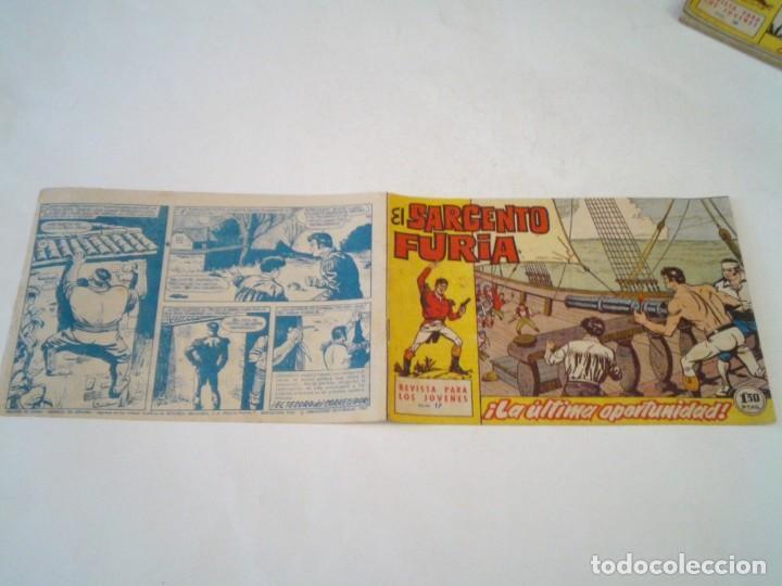 Tebeos: EL SARGENTO FURIA - EDITORIAL MAGA - ORIGINAL - COLECCION COMPLETA - BUEN ESTADO - GORBAUD - Foto 22 - 261922010