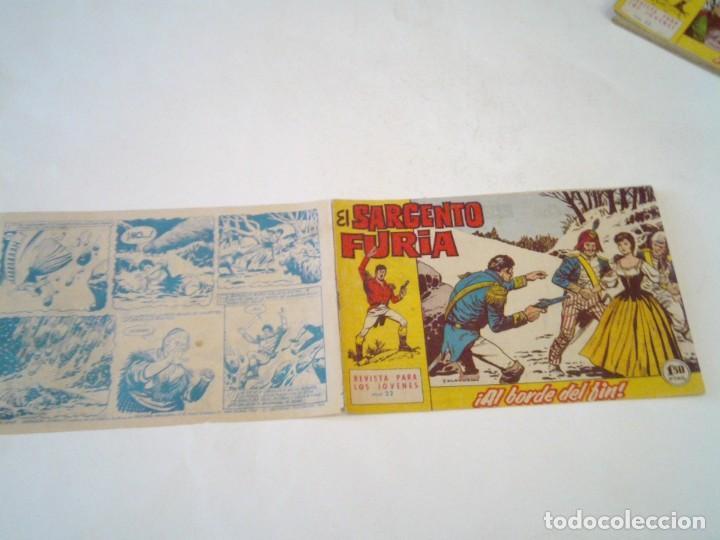 Tebeos: EL SARGENTO FURIA - EDITORIAL MAGA - ORIGINAL - COLECCION COMPLETA - BUEN ESTADO - GORBAUD - Foto 27 - 261922010
