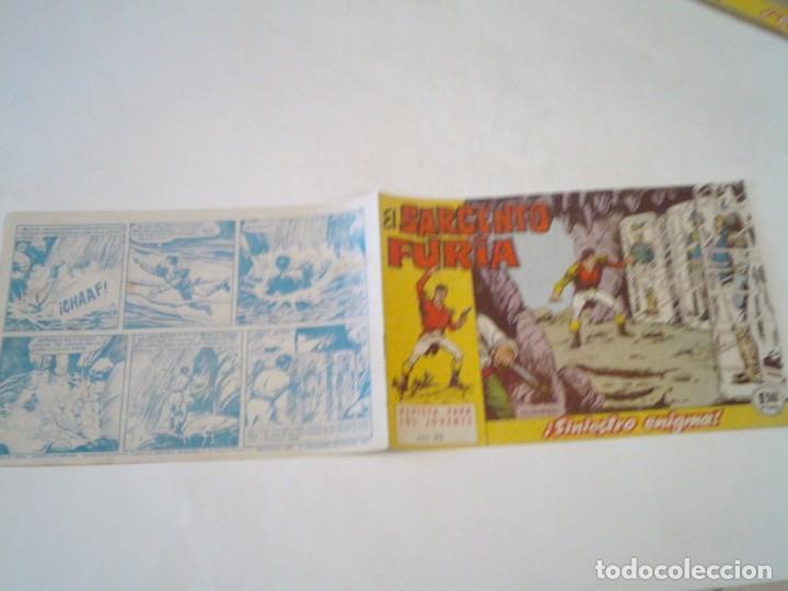 Tebeos: EL SARGENTO FURIA - EDITORIAL MAGA - ORIGINAL - COLECCION COMPLETA - BUEN ESTADO - GORBAUD - Foto 28 - 261922010