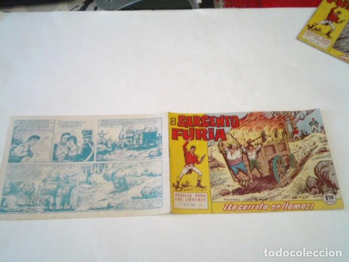 Tebeos: EL SARGENTO FURIA - EDITORIAL MAGA - ORIGINAL - COLECCION COMPLETA - BUEN ESTADO - GORBAUD - Foto 35 - 261922010