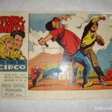 Tebeos: TONY Y ANITA. N.º 1. EDITORIAL MAGA. 1960. Lote 262210520