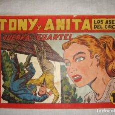 Tebeos: TONY Y ANITA. N.º 3. EDITORIAL MAGA.. Lote 262212035