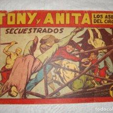 Tebeos: TONY Y ANITA. N.º 60. EDITORIAL MAGA.. Lote 262215160