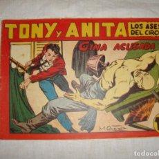 Tebeos: TONY Y ANITA. N.º 63. EDITORIAL MAGA.. Lote 262215950