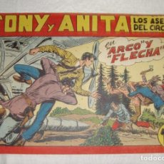 Tebeos: TONY Y ANITA. N.º 126. EDITORIAL MAGA.. Lote 262221495